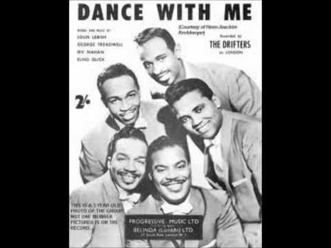 The Drifters Somebody New Dancing With You