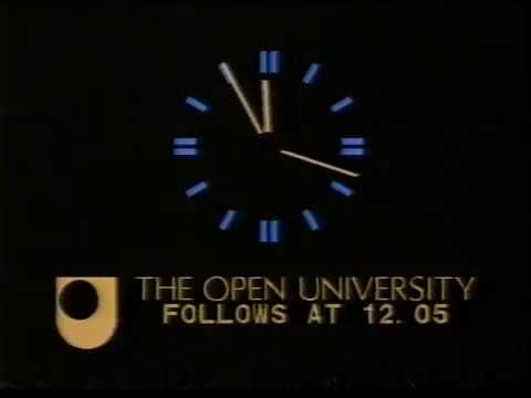 BBC1 (& OU) / BBC2 continuity: Monday 18th May 1987