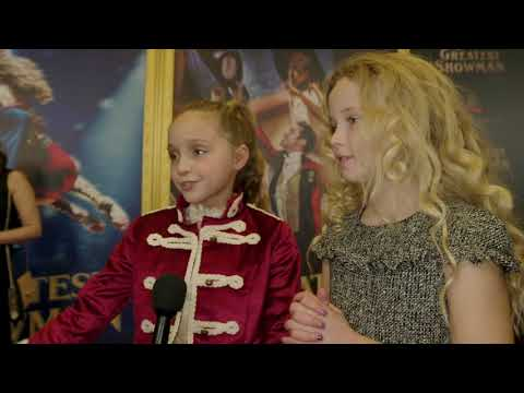 The Greatest Showman Interview Austyn Johnson  Cameron Seely 2 streaming vf