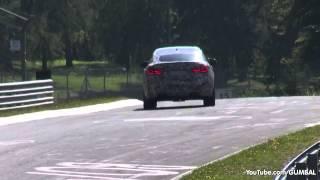 Шпионское видео BMW X6 M F86 испытания на Nurburgring!(, 2014-08-29T08:23:51.000Z)