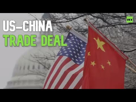 Us-China breakthrough deal