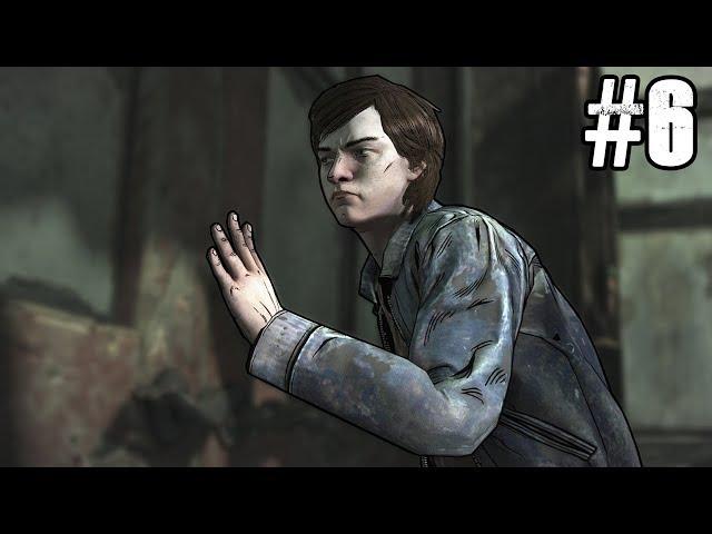 The Walking Dead The Final Season - GREENHOUSE - Episode 2 - #6