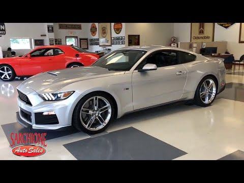 2015 Ford Mustang Alliance, Salem, Canton, Atwater, Minerva, OH 10768