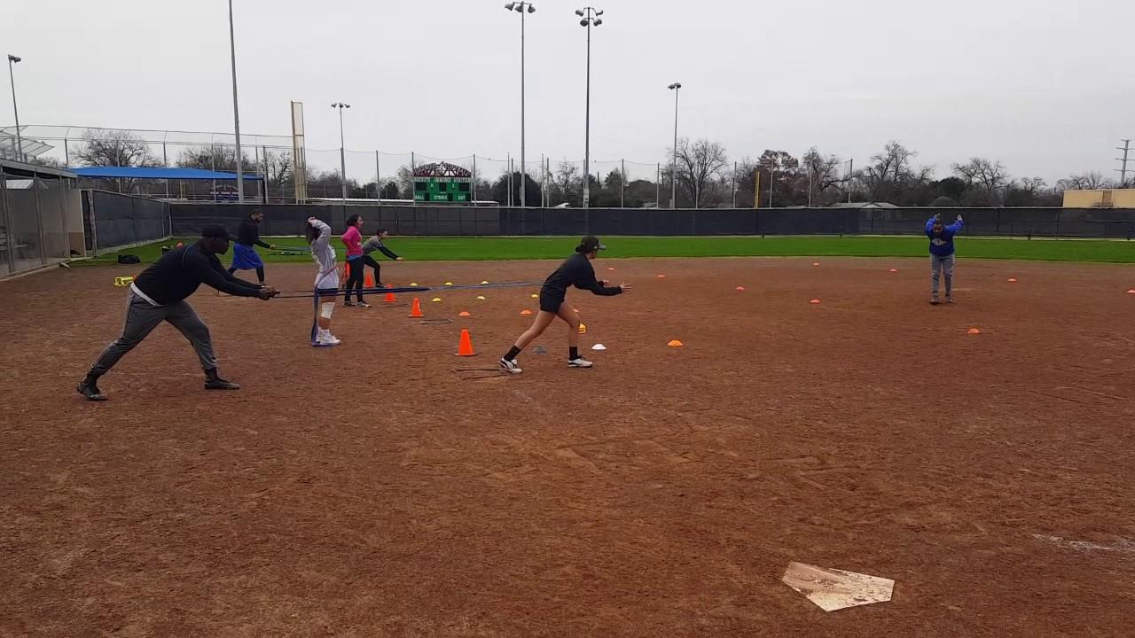 First Step Athletics Academy Kenndy High school softball