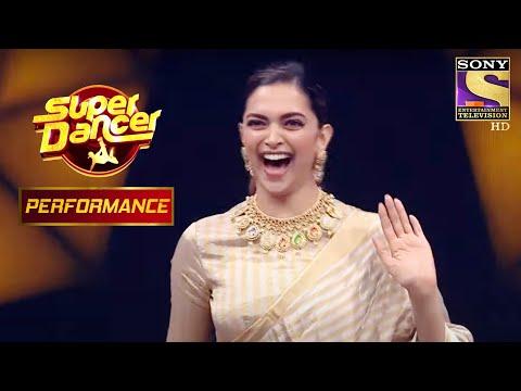 "Deepika ने किया ""नगाड़ा संग ढोल"" पर Robotics Dance | Super Dancer Chapter 2"