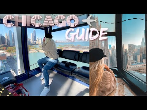CHICAGO GUIDE: My Favorite Places
