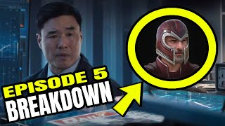 X-MEN REVEALED! WANDAVISION EPISODE 5 EASTER EGGS! Mutants, Magneto, X-men, Avengers