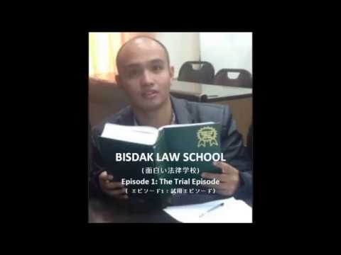 BISDAK LAW SCHOOL: Episode 1 (Philippine Constitution - Preamble, Article 1 and 2)