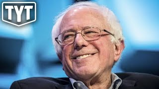 Bernie Sanders Wins Re-Election!