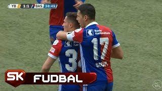 FUDBAL | Golčina Taulanta Džake | Young Boys - Basel | Sport Klub