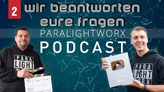 PLW Podcast #02 – 1943 | The Mandalorian | Was ist ein Piefke? | Q&A