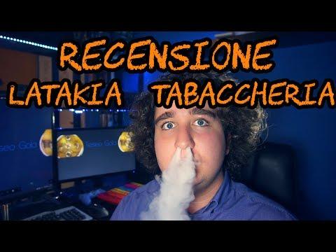 RECENSIONE Latakia by La Tabaccheria