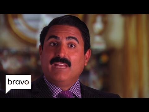 Shahs of Sunset: Reza's Perfect Persian Skin  Bravo