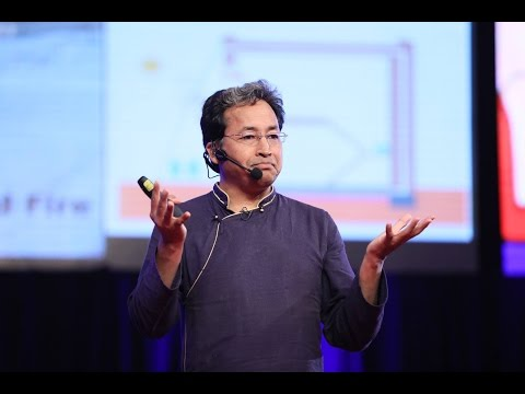 A Radical University in Ladakh: Sonam Wangchuk's plan for Rolex Award Prize