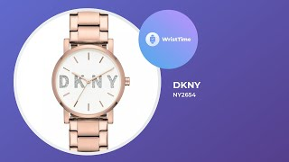 DKNY NY2654 Woman's Watches Prices & Review