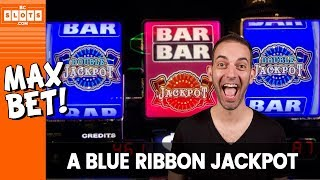 🌀 A Blue Ribbon JACKPOT 💰 MAX BET @ Summer Cleaning ✪ (S. 25 • Ep. 5)
