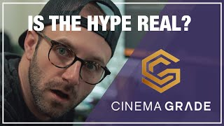 Cinema Grade: Is the Hype Real? QUICK REVIEW IN FINAL CUT PRO