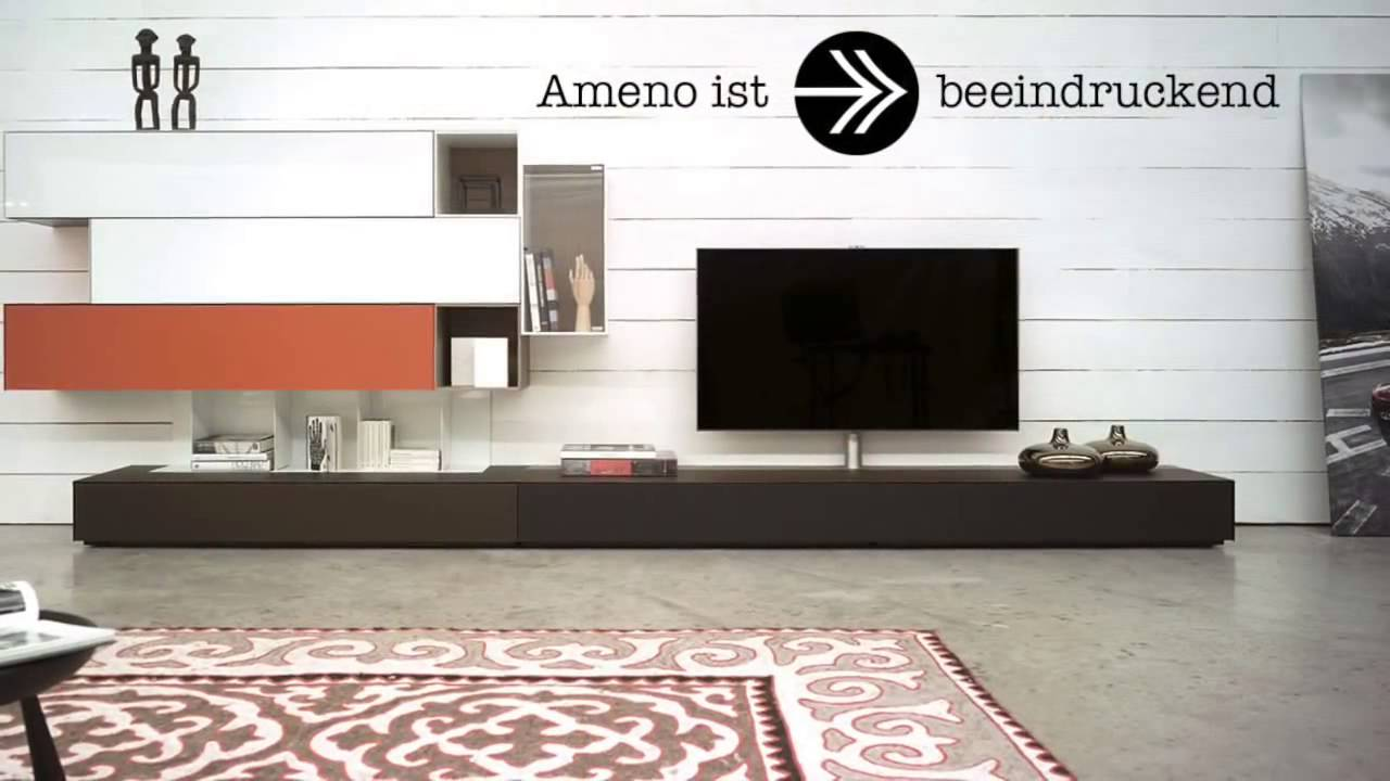 spectral ameno das erste m bel mit r ckgrat youtube. Black Bedroom Furniture Sets. Home Design Ideas