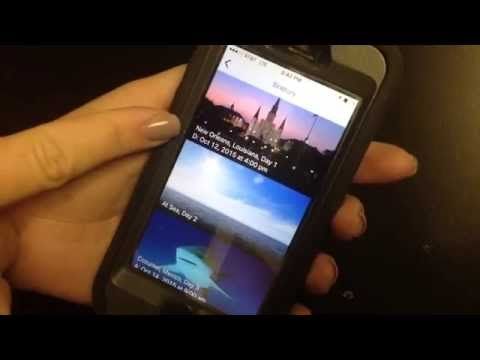 How to Use the Ship Mate Cruise App