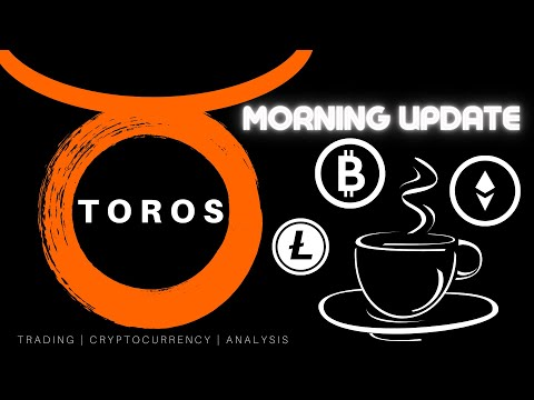 Crypto Markets Crash! Buy the dip or more downside? BTC, ETH, LTC, LINK morning update