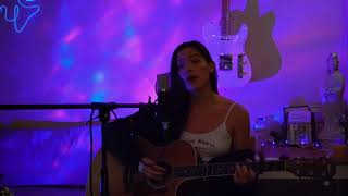 Nothing Breaks Like A Heart - Mark Ronson + Miley Cyrus (Davina Leone Cover)