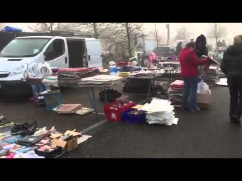 Trumpington Carboot sale