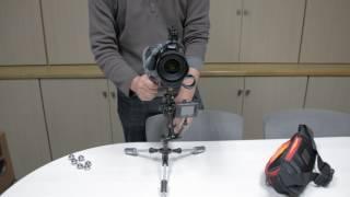 Andoer Camera Stabilizer : adjustment thumbnail