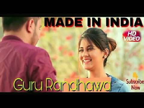 guru-randhawa---made-in-india---new-remix-|-real-collage-love-story-|-hd-video-song