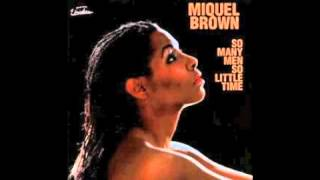 Miquel Brown - Man Power