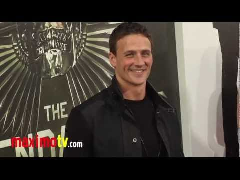 "Ryan Lochte ""The Expendables 2"" Los Angeles Premiere"