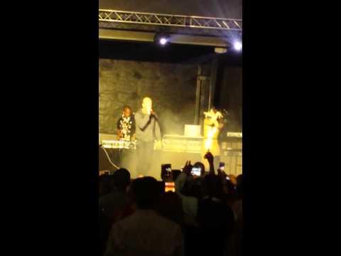 Alexis and fido concert san Francisco