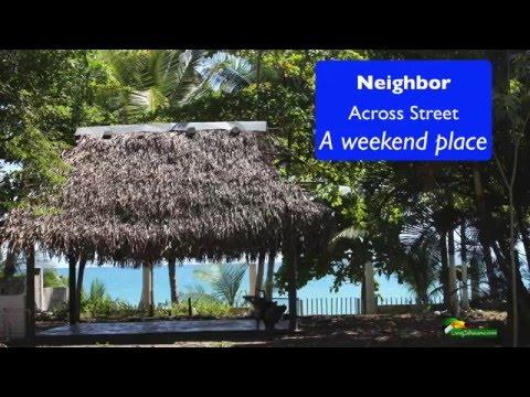 Panama Real Estate - Affordable Beach House - Puerto Armuelles