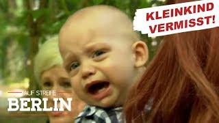 Geklautes Kind durch Kontrolle geschmuggelt | Auf Streife - Berlin | SAT.1 TV
