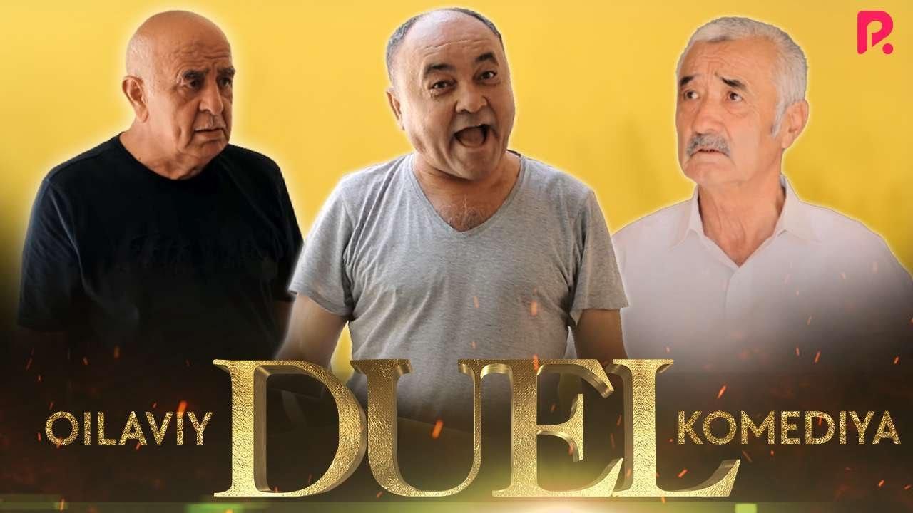 Duel (o'zbek film) | Дуэль (узбекфильм) 2020