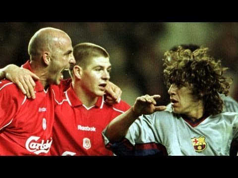 Liverpool's Greatest European Nights At Anfield | Brilliant Pictures