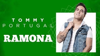 Ramona - Tommy Portugal (Video Lyric Oficial) Cancion de Ramona (Mariella Zanetti) - Los V ...