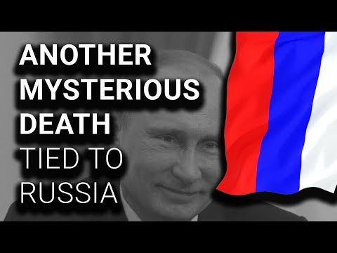 Another Russia Dissenter Found Dead in London