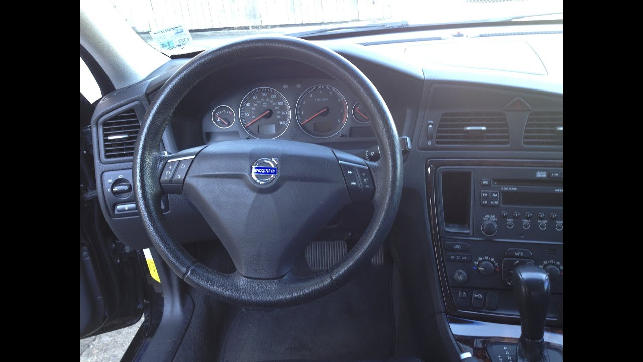 2007 Volvo S60 2.5T (interior video) For Sale at Metairie Speed Shop ...
