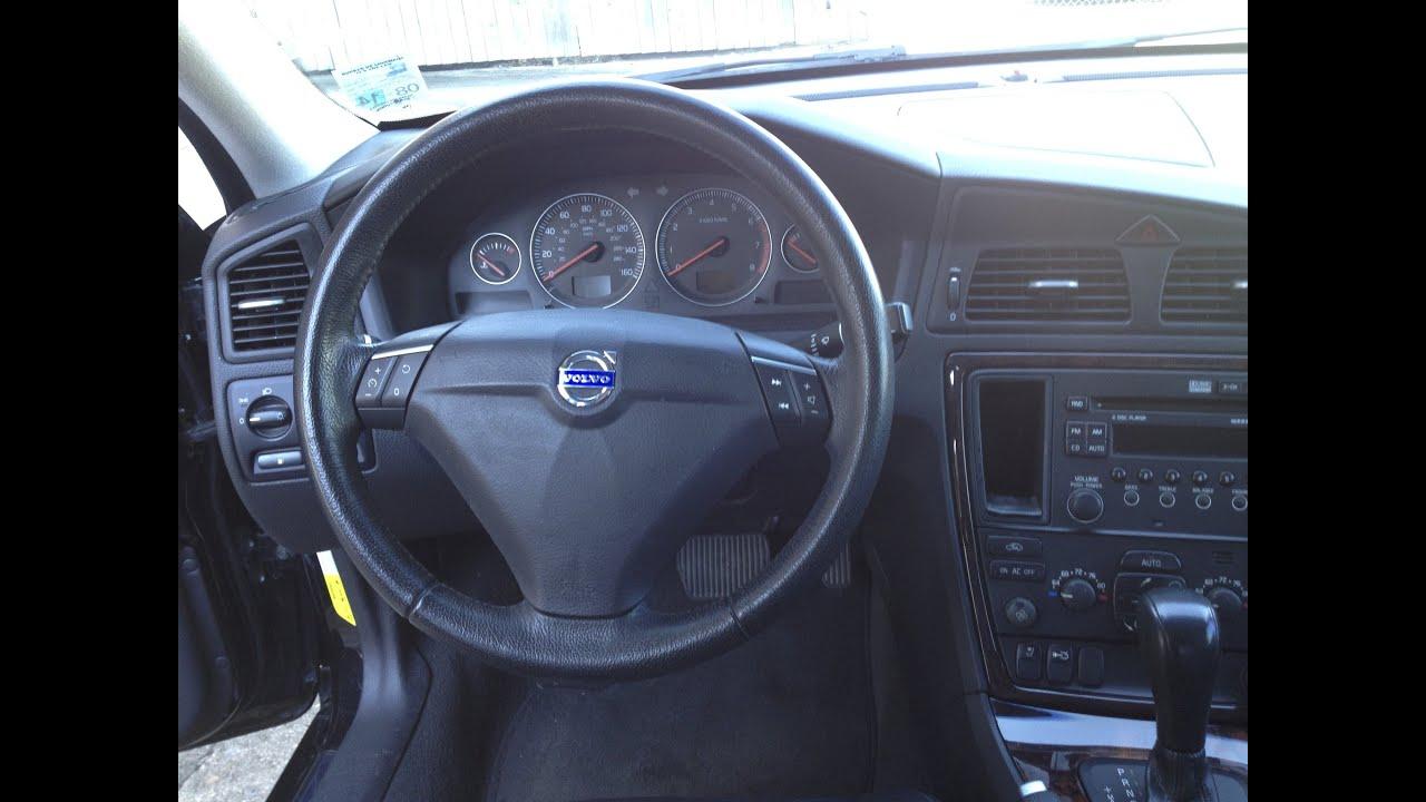 Volvo s60 2005 interior
