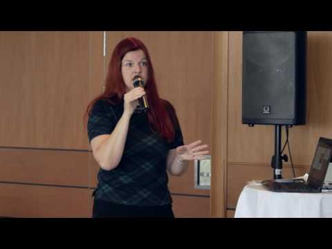 Ms. Kristina Fahlén: The Electricity Project... | HSL Helsinki Region Transport Authority