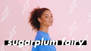 Holiday Makeup Tutorial: Sugarplum Fairy