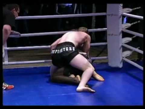 Alexander Shlemenko vs Gregory Babene 180508 Siberian Challenge, Bratsk, Russia