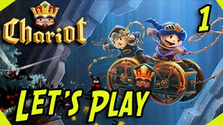 Chariot - Let's Play Walkthrough Gameplay - (PS4/Wii/Xbox One/PC) Part 1