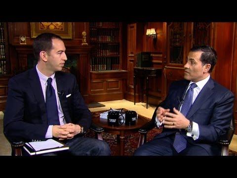 Vali Nasr on U.S.-Iranian Relations - YouTube