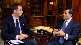 Vali Nasr on U S Iranian Relations