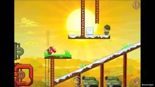 Hambo Painkiller level 2-34 Walkthrough Gameplay (Gold Medal Level 34 Solution)