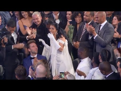 Cardi B Reacts To Winning Best Rap Album | 2019 GRAMMYs Mp3