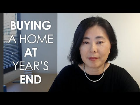 Is the End of the Year A Good Time to Purchase a Home?