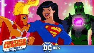 Justice League Action En Español | Verdaderas Intenciones | Episodio 13