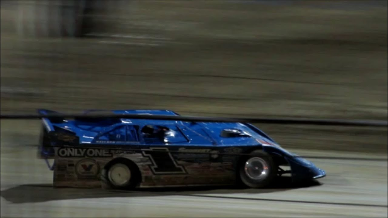 Bubba Raceway Park >> World Of Outlaws Late Model Series A-Main Race At Bubba Raceway Park 2-15-14 - YouTube
